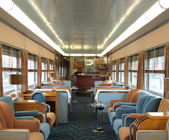 Train Chartering provides private rail cars for City of Ember movie launch