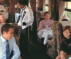 Private Orient-Express for incentive professionals